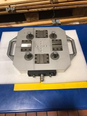 Magnet Palette EDM inkl. Kupplung und Griffe