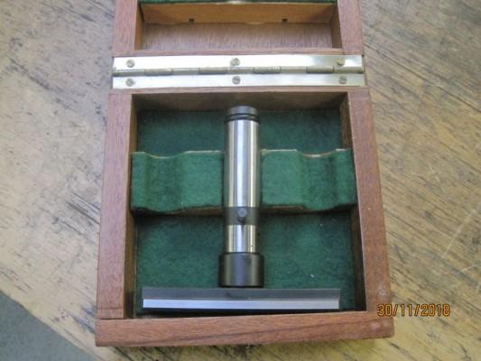 Kontrolldorn Schaft ∅ 20 mm